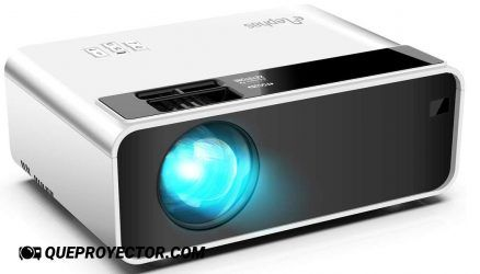 ELEPHAS W13 » Opiniones del ELEPHAS Video Proyector 4500 Lux