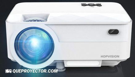 HOPVISION T21 » Opiniones del HOPVISION Mini Proyector 1080P Full HD