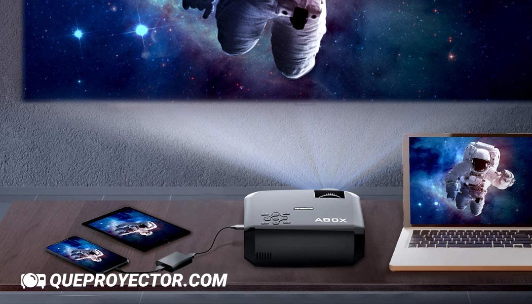 Proyector ABOX A2 Opiniones