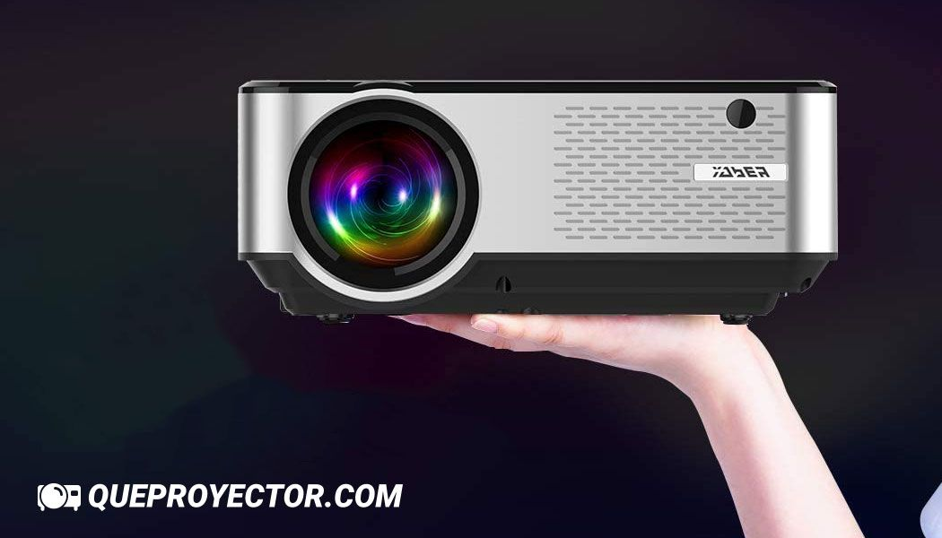 Proyector YABER Mini Portátil Opiniones