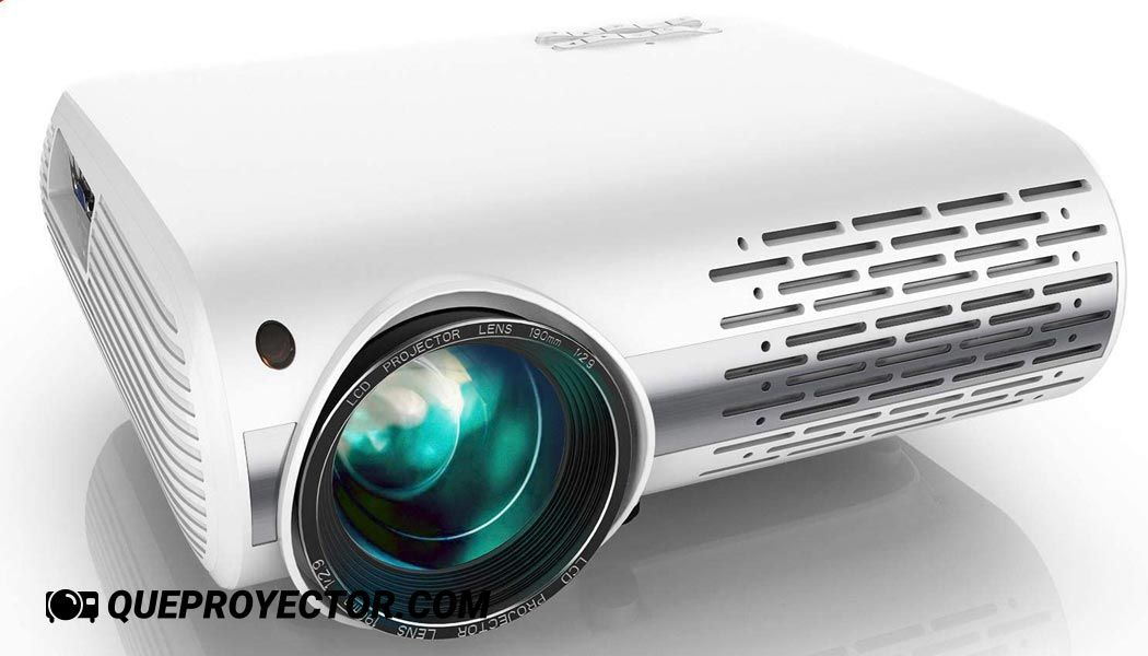 Proyector, YABER Y30 Proyector Full HD 1080P