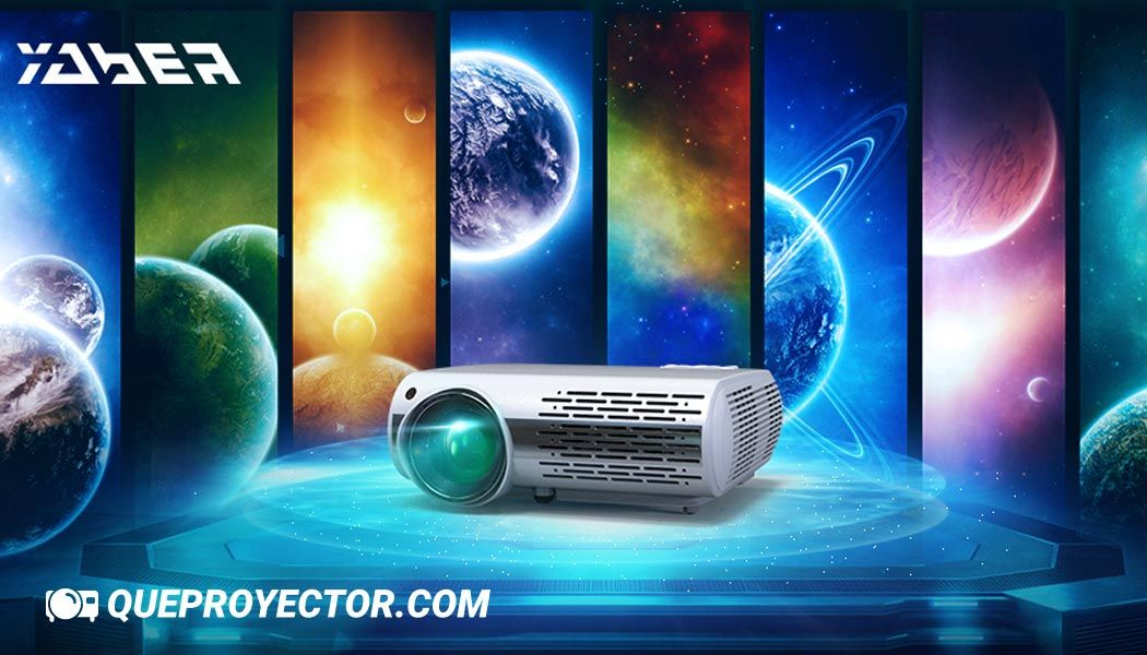 Proyector YABER Y30, YABER Proyector Full HD 1080P