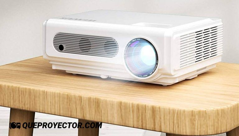 WiMiUS S6 Opiniones » Proyector WiFi Bluetooth 1080P, WiMiUS 7500