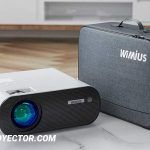 WiMiUS K5 Opiniones » Proyector WiFi Bluetooth, 6000LM WiMiUS Proyector Portátil WiFi Bluetooth Full HD